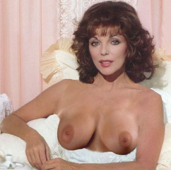 Joan Collins Nude Scenes