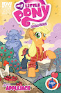 MLP Micro Series #6 Comic Cover Larry's Variant