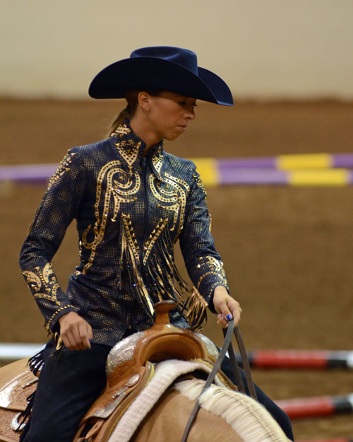 show outfits western