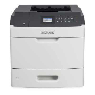 in addition to hit your kickoff page inwards equally picayune equally  Lexmark MS810 Driver Downloads