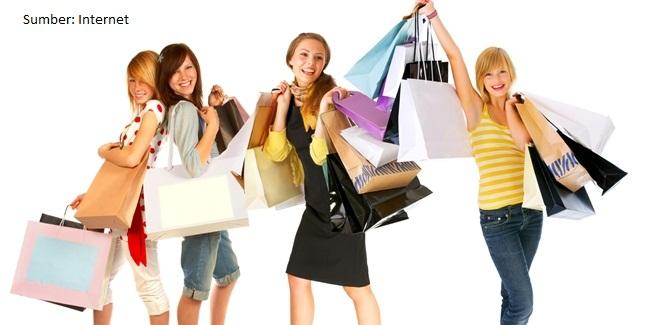 Berbelanja Bisa Menimbulkan Masalah, Bila