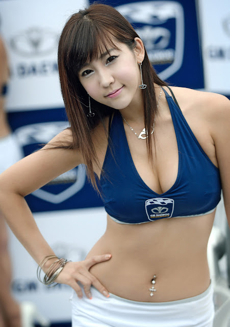 Model Cantik Korea Koo Ji Sung