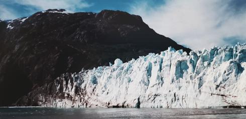 Alaska Cruise Glacier Bay