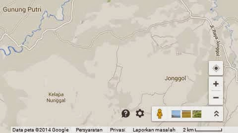 Cara Akses Google Street View Indonesia