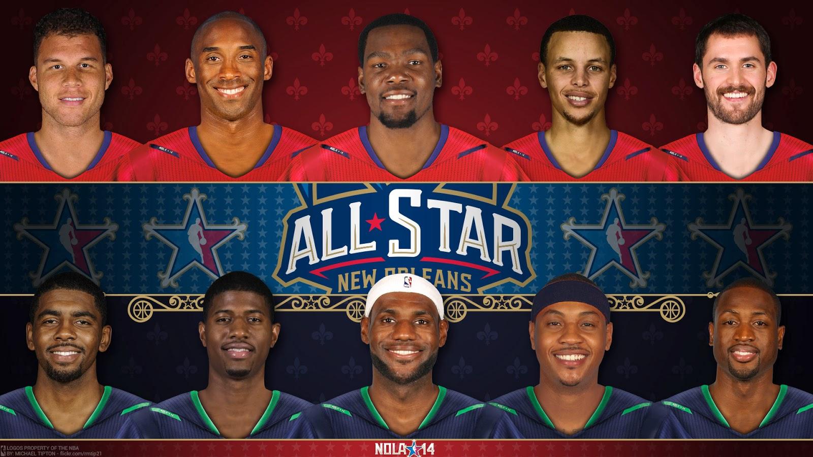 2014 NBA All-Star Game - Wikipedia