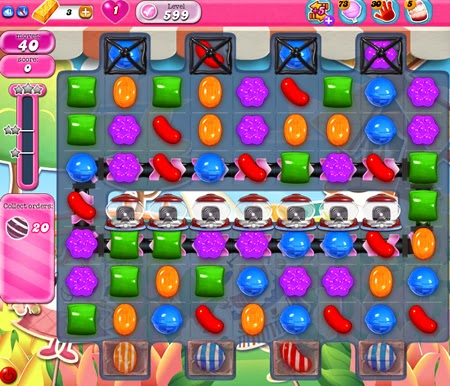 Candy Crush Saga 599