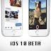 Apple lançou iOS 10 beta público 6