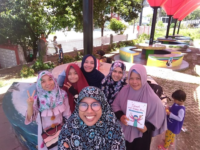 Meet Up, Gunakan Saja Smart City Park