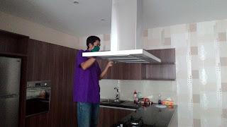 Membersihkan Rumah Setelah Ditinggal Mudik