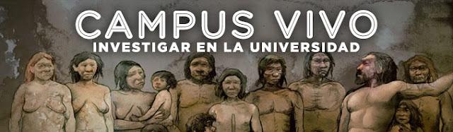 II edición de la exposición 'Campus Vivo. Investigar en la Universidad'.