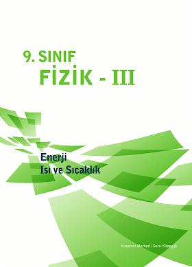 Sonuç 9. Sınıf Enerji Isı ve Sıcaklık PDF indir
