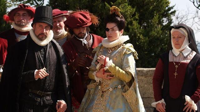 Fotograma de la película: La conjura de El Escorial