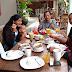 Foto Bersama Dengan Keluarga Mas Ali Dari Jambi Sewaktu Di Pekalongan
