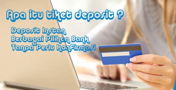 Pengertian dan Tujuan Tiket Deposit Pulsa