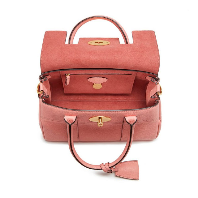 You know this is going to be the perfect summer bag. Mulberry Bayswater  Macaroon Pink Small Classic Grain Bag On Sale. 27a73c4f105f8