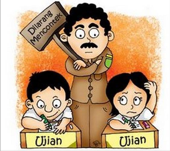 Kisi-Kisi dan Contoh Soal Ulangan Harian Bahasa Indonesia Kelas 5