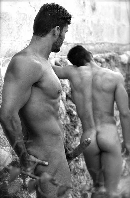 homoerotic