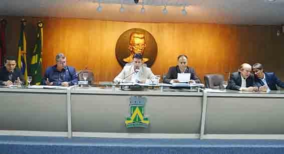 Câmara solicita a Temer mesmas medidas adotadas no Rio de Janeiro para a segurança pública na Paraíba