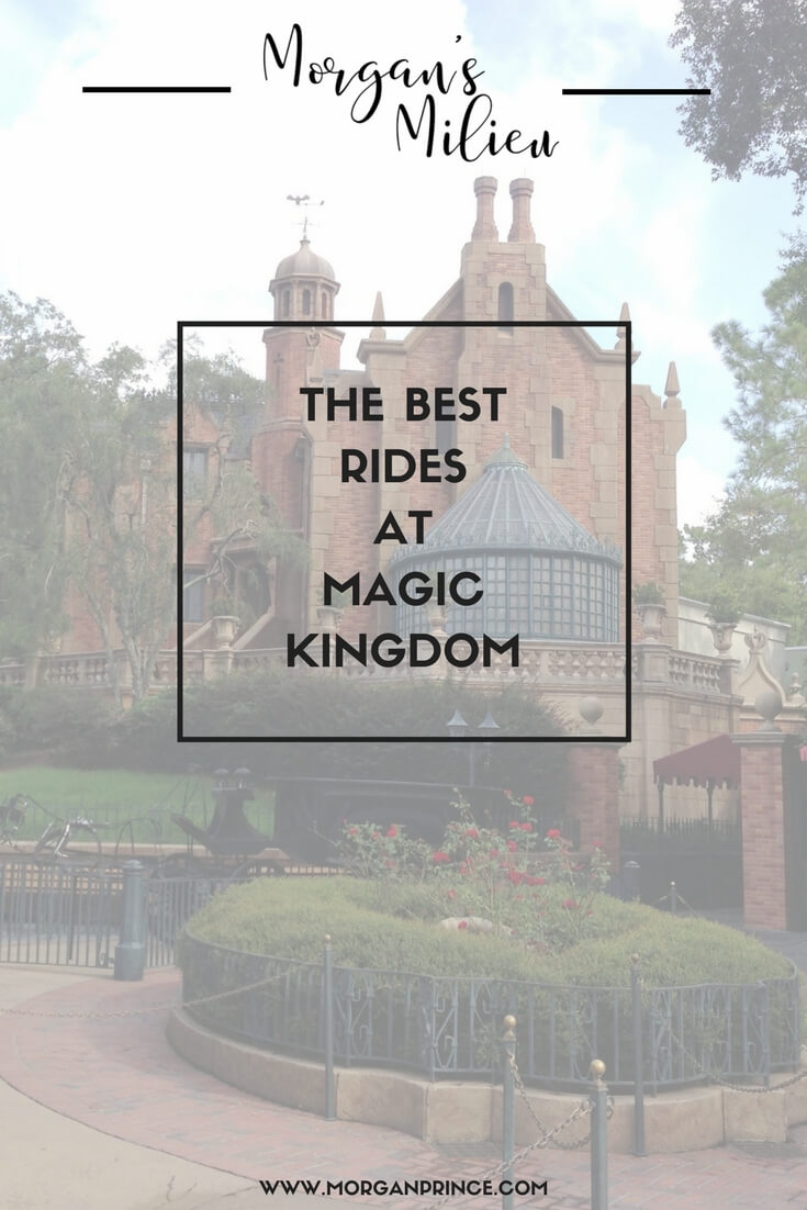 What do we think are the best rides in Magic Kingdom, Walt Disney World? Find out right here!