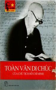 Toàn văn di chúc của chủ tịch Hồ Chí Minh - Kiến Huy