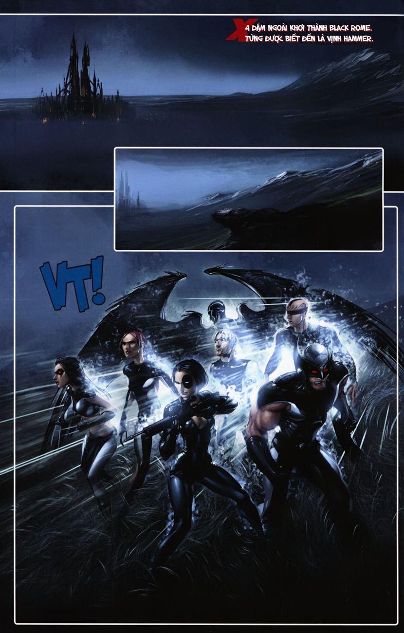 X-Men Necrosha chap 11 trang 9
