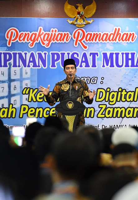 Jokowi: Pengaturan Hak Keuangan Dewan Pengarah BPIP Sudah Ada Mekanismenya