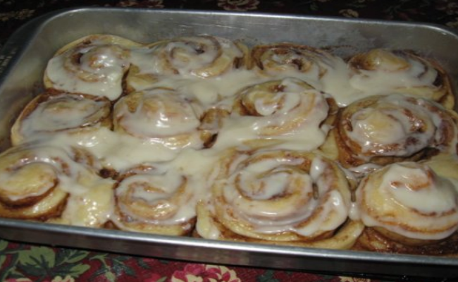 Clone of a Cinnabon ~ Top incredible recipes