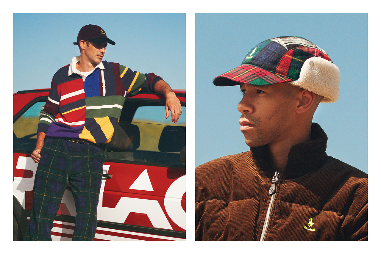 New Palace x Ralph Lauren Collection