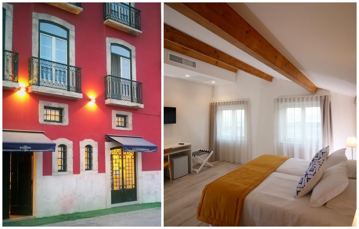 Hotel Riverside Alfama Lisboa- Dicas de hotéis: Onde se hospedar em Lisboa por bairros