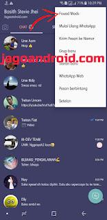 Cara Menonaktifkan/Menghilangkan Status Online Di Whatsapp 100% TIdak Ketahuan Online