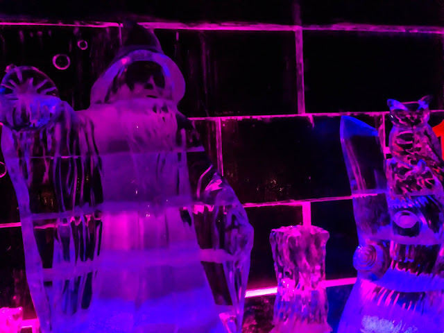 Liverpool ice bar