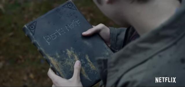 Netflix lanza el primer Teaser de Death Note