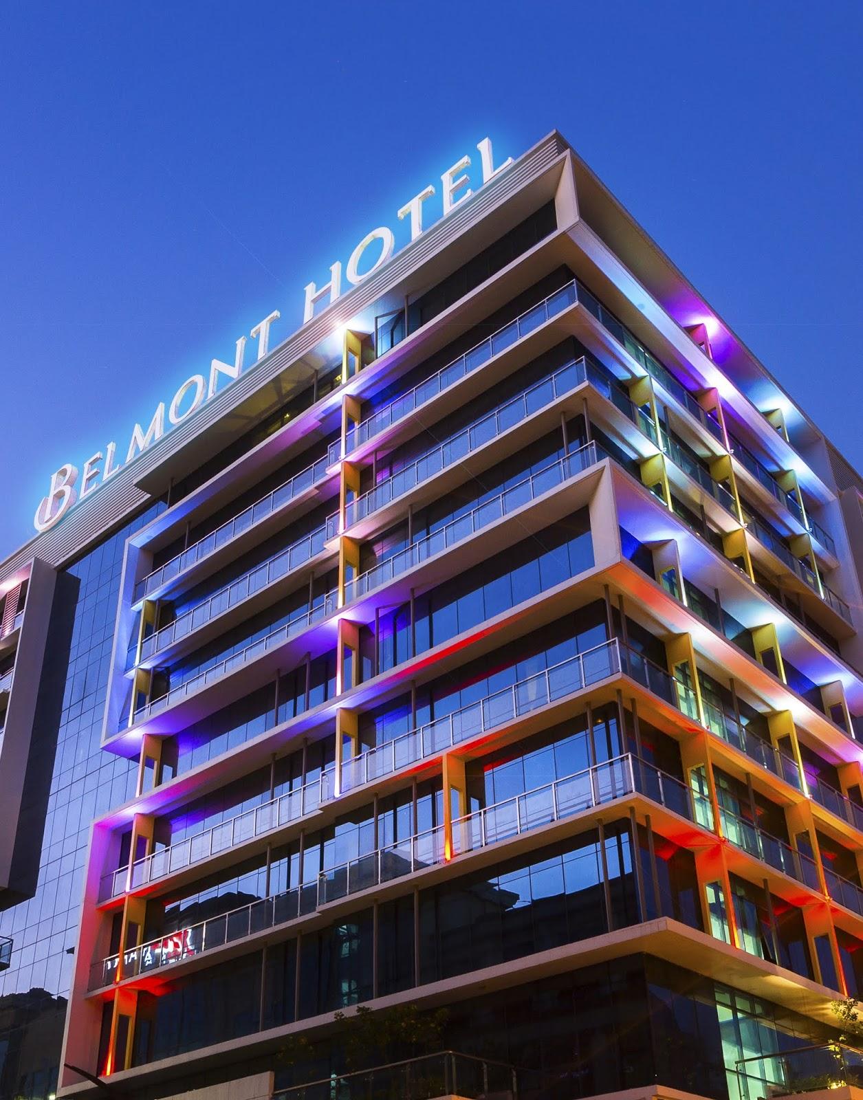 Belmont Hotel Manila Bags Prestigious World Luxury Hotel Plum