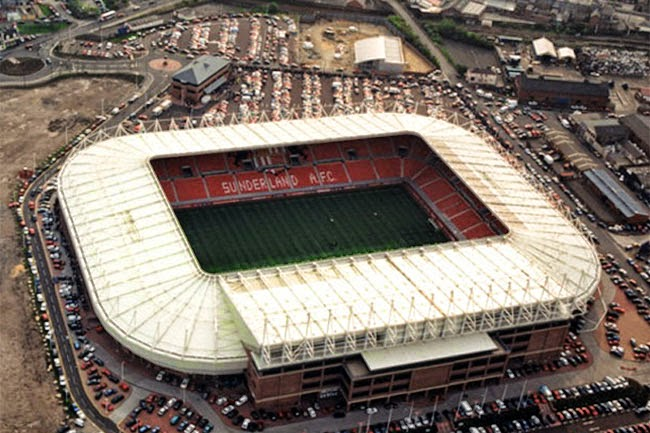 Stadium of Light - Sunderland A.F.C. Stadium