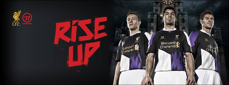 fd86692fffc Liverpool 13-14 (2013-14) Home + Away + Third Kits Released - Footy ...