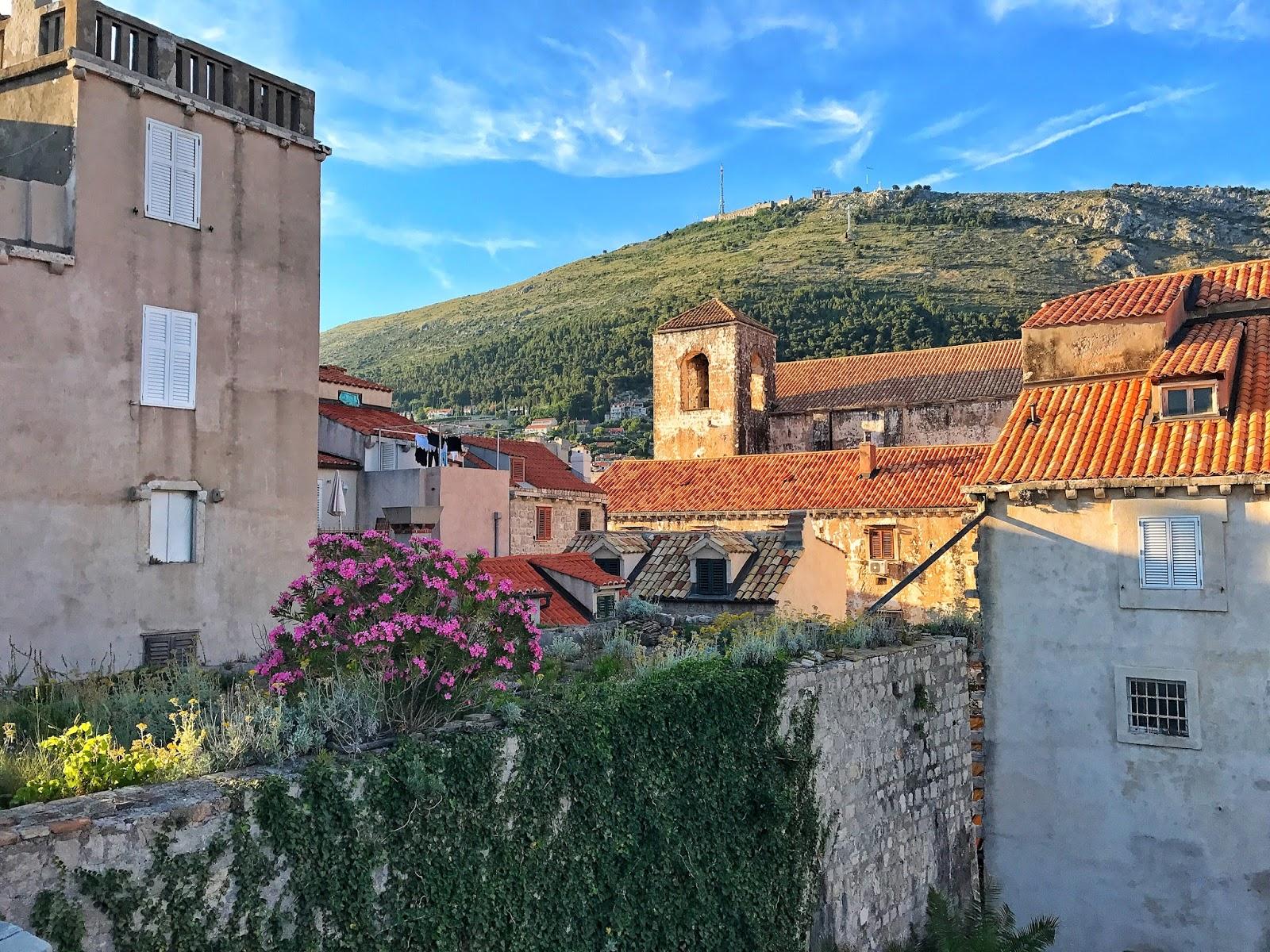Beautiful Croatia views in Dubrovnik