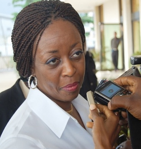 diezani arrested london