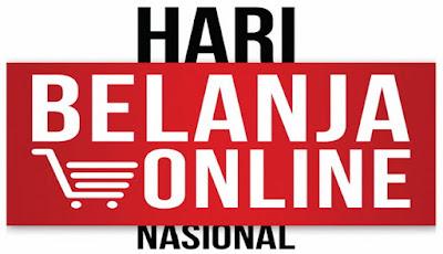 belanja online,harbolnas,2018