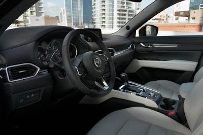 2017 Mazda CX-5 First Drive   2017 chicago auto show