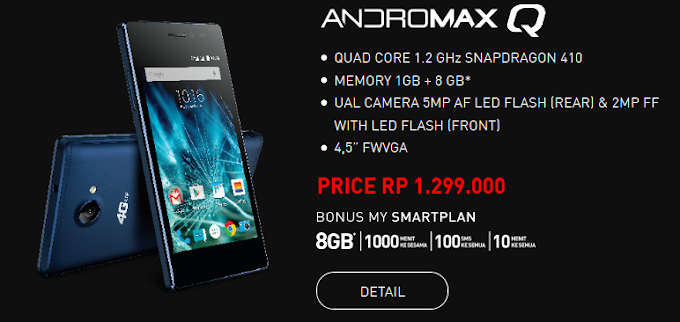 Smartfren Andromax Andromax Q 4G LTE