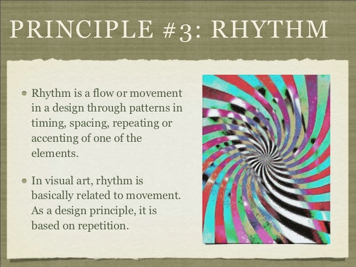 Elements And Principles Of Design Rhythm : Anything to do with design understand the formal elements