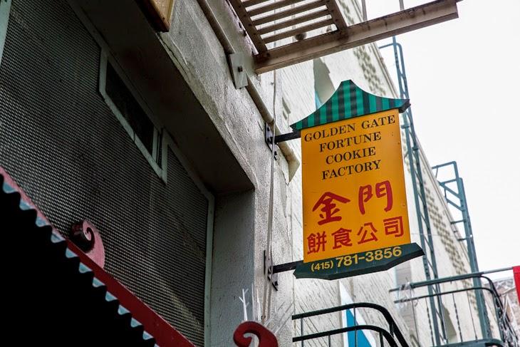 Passagem Gastronômica - Golden Fortune Cookie Company - Chinatown - Roteiro de São Francisco - Estados Unidos