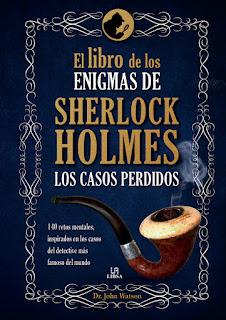 Libro de los Enigmas de Sherlock Holmes – ENIGMAS