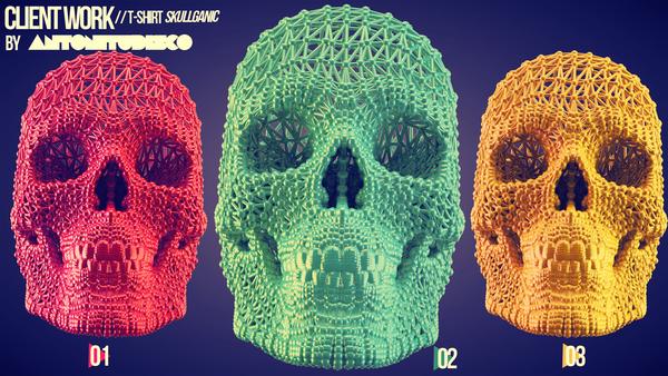 Antoni Tudisco  Ilustrações 3D para Nike, Coca-Cola, MTV e Reebok