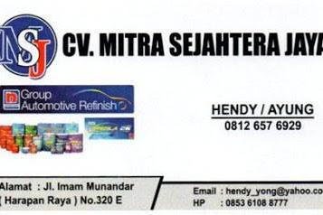 Lowongan Kerja CV. Mitra Sejahtera Jaya Pekanbaru Maret 2019