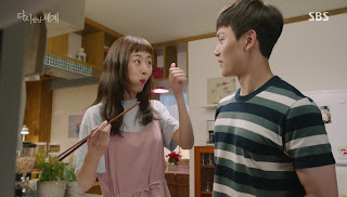 Sinopsis Reunited Worlds Episode 16