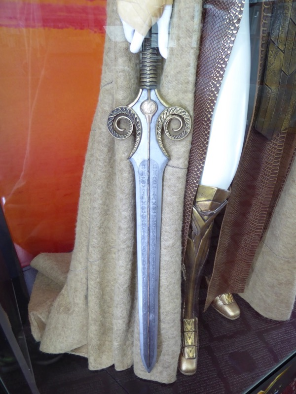 Queen Hippolyta sword prop Wonder Woman