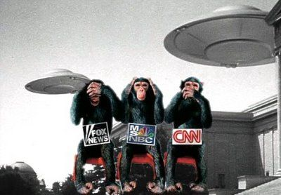 Ufology: Corporate Media Blew Its Most Promising Opportunity