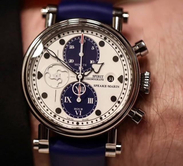 Peter Speake-Marin - người làm đồng hồ cho nguyên thủ quốc gia