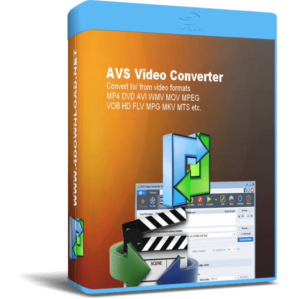 Download AVS Video Converter Full version